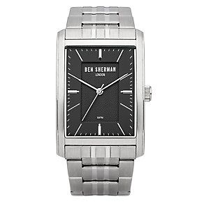 Ben Sherman Men's Clerkenwell Professional Steel Watch - Product number 2317982