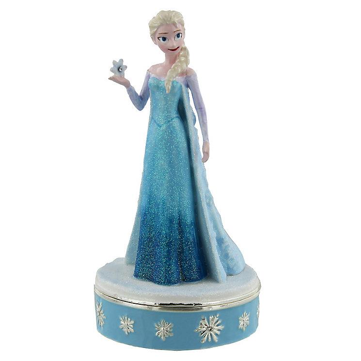 Elsa Disney Frozen Trinket Box - Product number 2318784