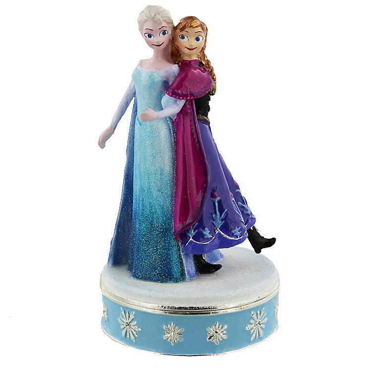 Anna & Elsa Disney Trinket Box - Product number 2319020