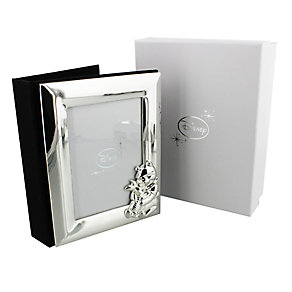 Disney Christening Silver Plated Pooh Bear Photo Album - Product number 2320932