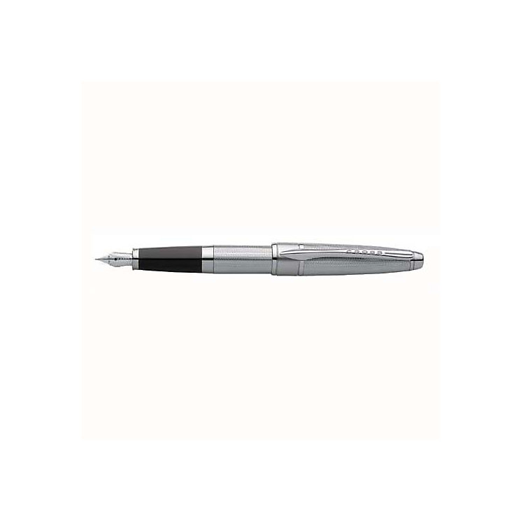 Cross Apogee chrome fountain pen - Product number 2322102