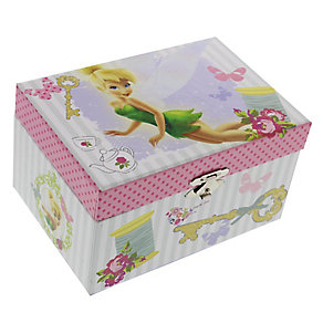 Disney Tinkerbell Jewellery Box - Product number 2322706