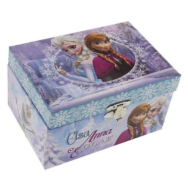 disney frozen jewellery box h samuel the jeweller