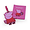 Peppa Pig Passport Holder and Luggage Tag - Product number 2322765