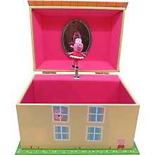 Peppa Pig Jewellery Box - Product number 2322781