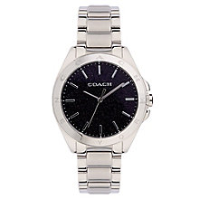 Coach Tristen ladies' stainless steel bracelet watch - Product number 2325918