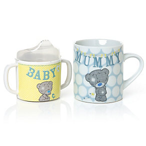 Tiny Tatty Teddy Mummy and Baby Mug Set - Product number 2325985