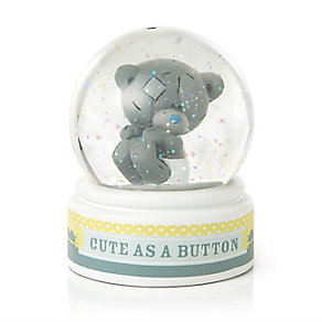 Tiny Tatty Teddy Cute As A Button Snow Globe - Product number 2326108