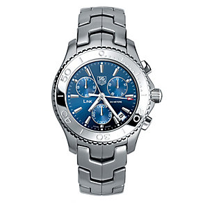 TAG Heuer Link men's stailess steel bracelet watch - Product number 2329158