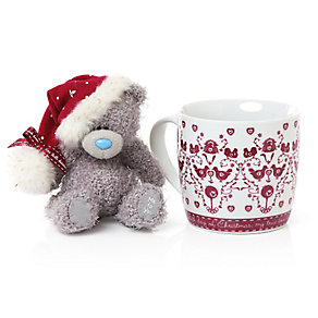 Me To You Christmas Mug and Plush Toy Gift Set - Product number 2332299