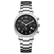 Barbour Beacon men's stainless steel bracelet watch - Product number 2332663