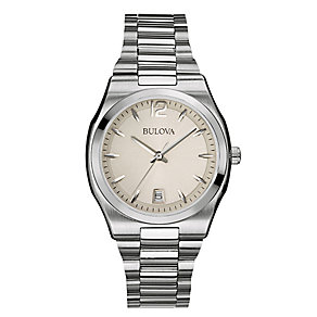 Bulova Ladies' Stainless Steel Bracelet Watch - Product number 2337568