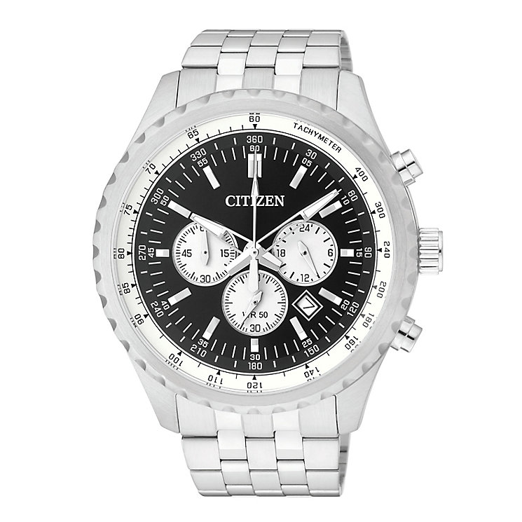 Citizen Quartz Men's Stainless Steel Bracelet Watch - Product number 2341557