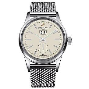Breitling ladies' stainless steel bracelet watch - Product number 2342545