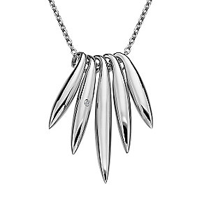 Hot Diamonds sterling silver icicle pendant - Product number 2345862