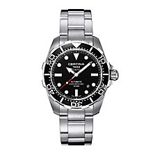 Certina DS Action Diver men's stainless steel bracelet watch - Product number 2353075