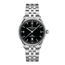 Certina DSPow men's stainless steel bracelet watch - Product number 2353083