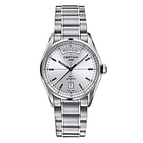Certina DS1 stainless steel bracelet watch - Product number 2353199