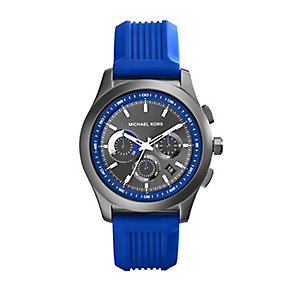 Michael Kors Men's Ion Plated Strap Watch - Product number 2353393