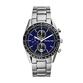 Michael Kors Gents Stainless Steel Bracelet Watch - Product number 2353431