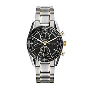 Michael Kors Gents Two Colour Bracelet Watch - Product number 2353458