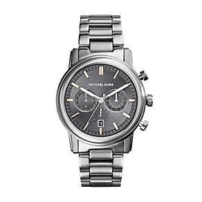 Michael Kors Men's Stainless Steel Bracelet Watch - Product number 2353490