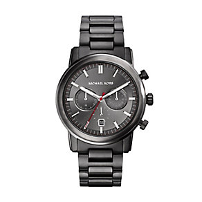 Michael Kors Men's Ion Plated Bracelet Watch - Product number 2353512