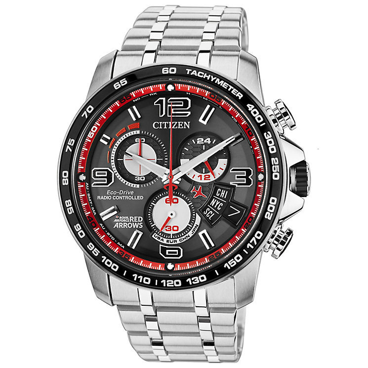 Citizen Eco Drive Men's Stainless Steel Bracelet Watch - Product number 2353555