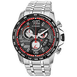 Limited Edition Citizen men's stainless steel bracelet watch - Product number 2353555