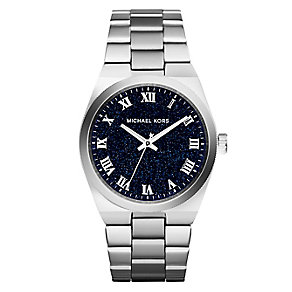 Michael Kors Channing ladies' stainless steel bracelet watch - Product number 2360217