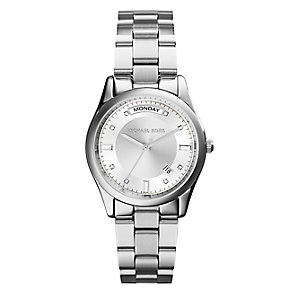 Michael Kors Colette ladies' stainless steel bracelet watch - Product number 2360276
