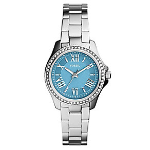 Fossil Cecile ladies' stainless steel bracelet watch - Product number 2363097