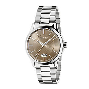Gucci G-timeless men's stainless steel bracelet watch - Product number 2378582