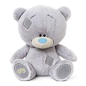 Tiny Tatty Teddy Grey Plush Toy - Product number 2378639