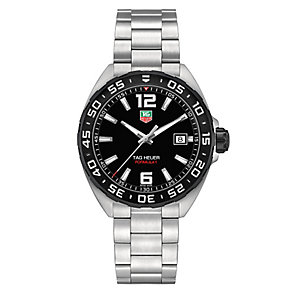 TAG F1 men's stainless steel bracelet watch - Product number 2378701