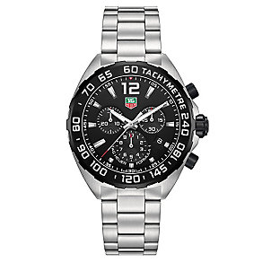 TAG Heuer F1 men's stainless steel bracelet watch - Product number 2378736