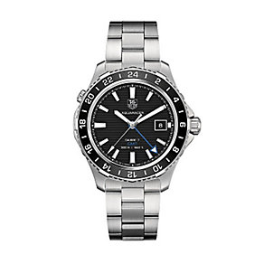 TAG Heuer Aquaracer men's stainless steel bracelet watch - Product number 2378744
