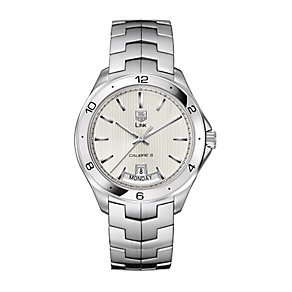 TAG Heuer Link men's stainless steel bracelet watch - Product number 2391783
