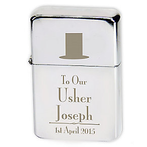 Decorative Wedding Usher Lighter - Product number 2392011