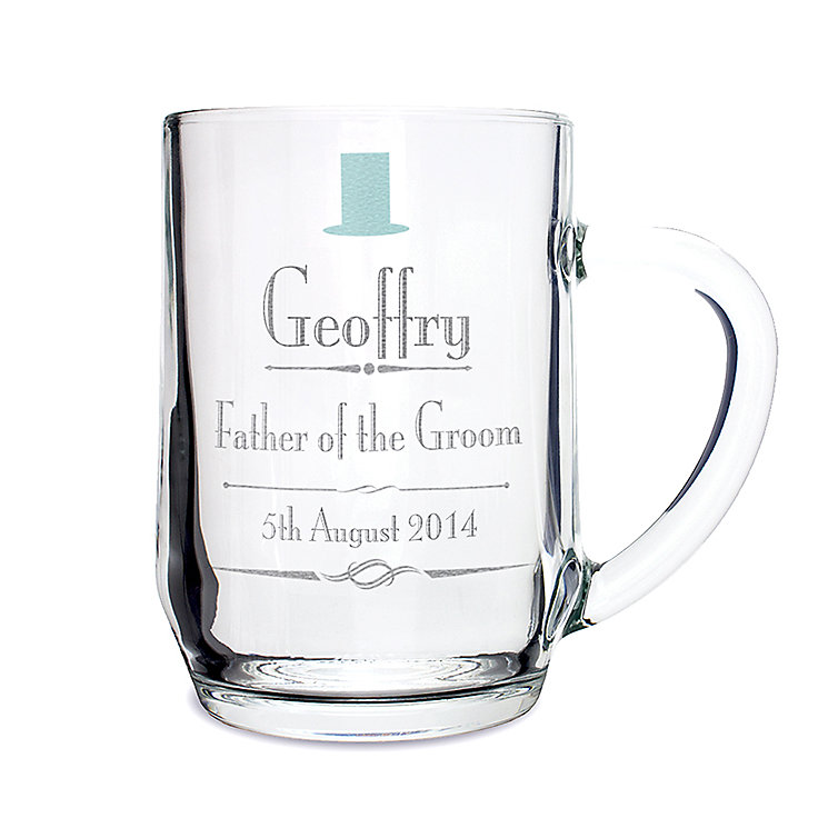 Decorative Wedding Male Tankard - Product number 2393913