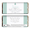Decorative Wedding Male Chocolate Bar - Product number 2394154