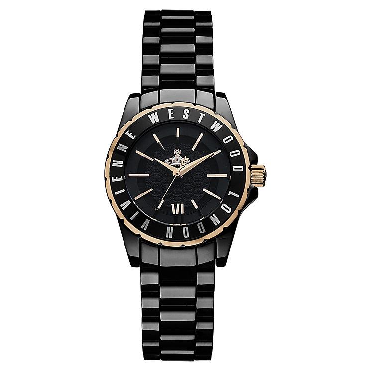 Vivienne Westwood Sloane ladies' ceramic bracelet watch - Product number 2397374