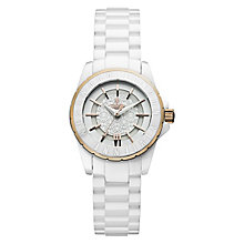 Vivienne Westwood Sloane ladies' ceramic bracelet watch - Product number 2397382