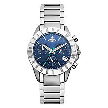 Vivienne Westwood ladies' stainless steel bracelet watch - Product number 2397455