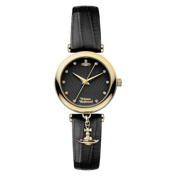 Vivienne Westwood Trafalgar ladies' leather strap watch - Product number 2397552