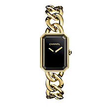 Chanel Premiere 18k Yellow Gold Bracelet Watch - Product number 2397714