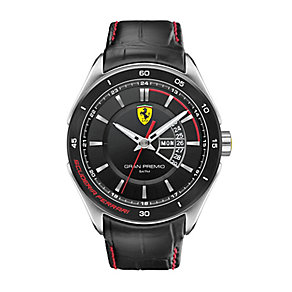 Scuderia Ferrari Grand Premio men's strap watch - Product number 2399628