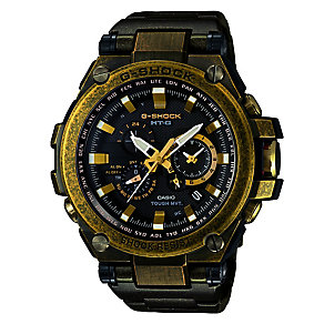 Casio G-Shock Premium men's ion-plated bracelet watch - Product number 2399695