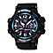 Casio Gravity Master men's black ion-plated bracelet watch - Product number 2399717