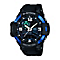 Casio men's G-Shock black ion-plated bracelet watch - Product number 2399741